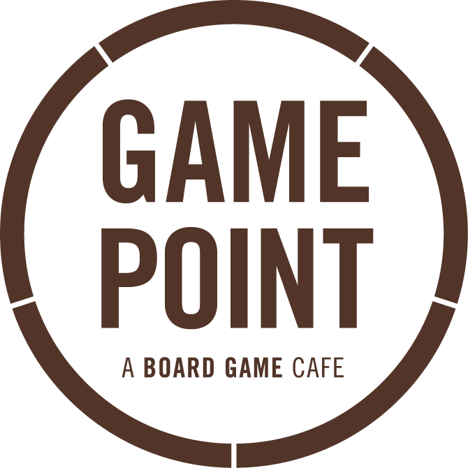 Game Point Cafe Logo